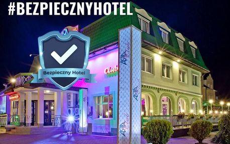 Polsko, Baltské moře: Hotel ARA - 100 m od plaży!