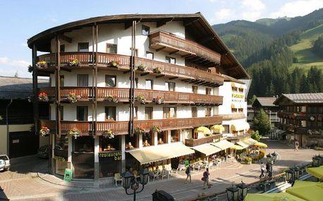 Rakouské Alpy: Berger's Sporthotel