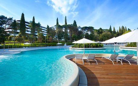 Chorvatsko, Rovinj: Hotel Eden