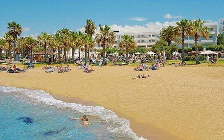 Kypr, Paphos, letecky na 8 dní