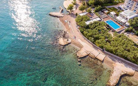 Chorvatsko, Krk: Hotel Vila Rova