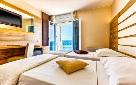 Chorvatsko, Šibenik: Hotel Panorama