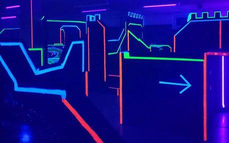 Laser game v centru Šumperka: 15 minut pro 1 či 6