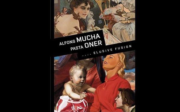 Vstup pro 1 na výstavu Alfonse Muchy a Pasty Onera v Museu Kampa v Praze