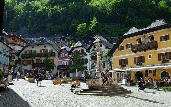 07.08.2020 - 09.08.2020 | Rakousko, Salzbursko, autobusem na 3 dny3