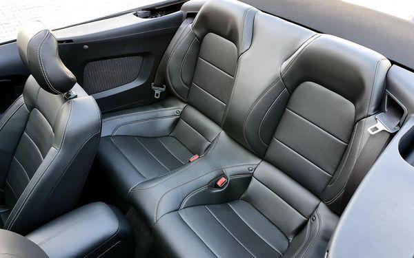 Zapůjčení nadupaného Fordu Mustang Cabrio na 15 minut3