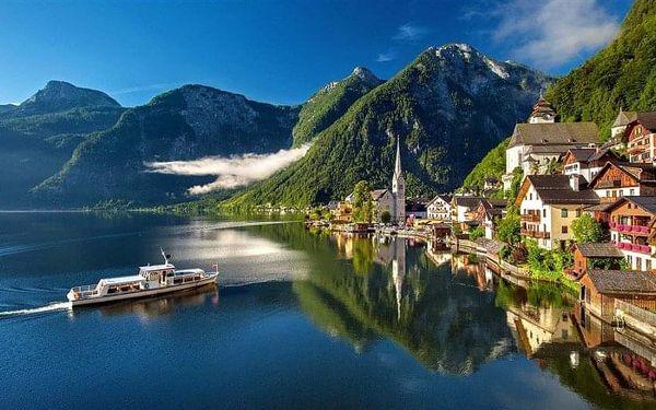 Rakousko, Salzbursko, autobusem na 3 dny