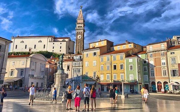 Slovinsko, autobusem na 5 dní