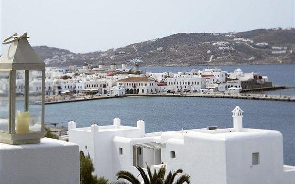04.08.2020 - 11.08.2020 | Řecko, Mykonos, letecky na 8 dní5