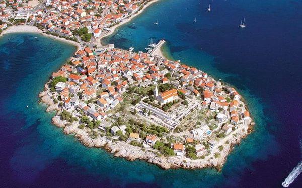 18.07.2020 - 25.07.2020 | Chorvatsko, Severní Dalmácie, vlastní dopravou na 8 dní4
