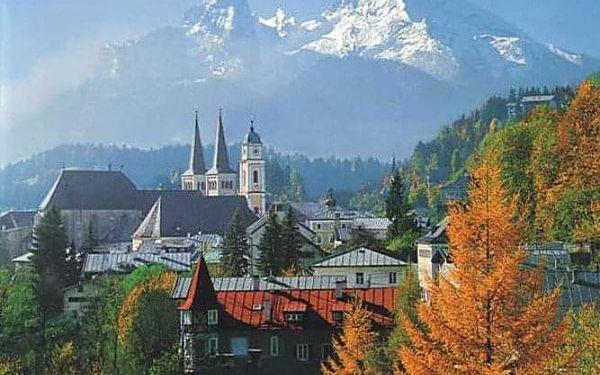 24.08.2020 - 30.08.2020 | Rakousko, autobusem na 7 dní4