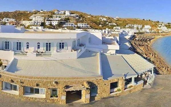 Řecko, Mykonos, letecky na 8 dní