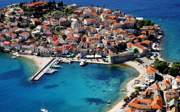 18.07.2020 - 25.07.2020 | Chorvatsko, Severní Dalmácie, vlastní dopravou na 8 dní5