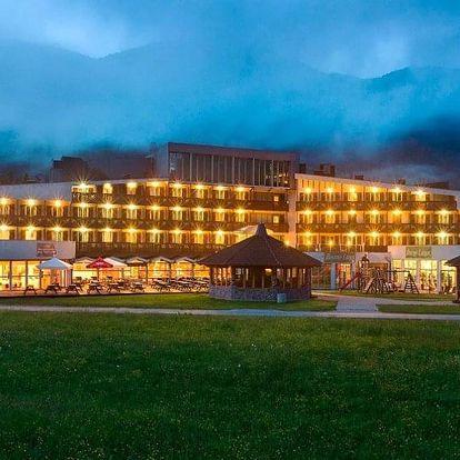 Slovinsko, Julské Alpy, vlastní dopravou na 3 dny