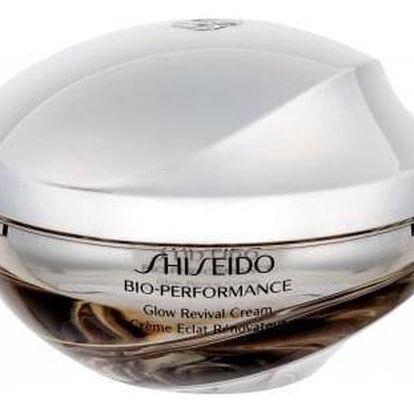 Shiseido Bio-Performance Glow Revival Cream 50 ml rozjasňující pleťový krém pro ženy