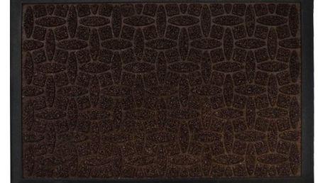 Domarex Rohožka Pips Mat hnědá, 40 x 60 cm