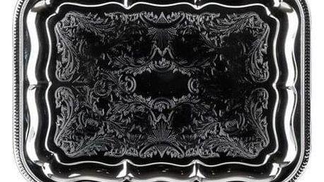 Banquet Servírovací tác Akcent, 41 x 31 cm, nerez