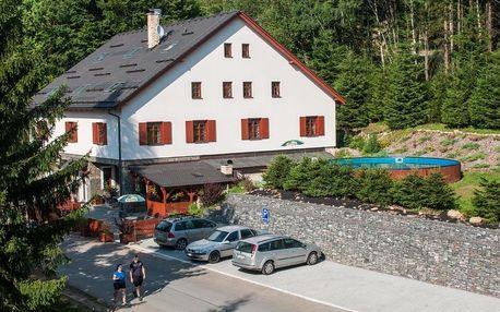 Penzion Pod Slamníkem poblíž Stezky v oblacích Dolní Morava
