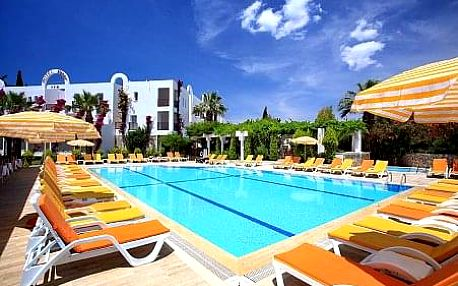 Turecko - Bodrum letecky na 11-12 dnů, all inclusive