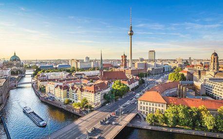 Hotel v trendy čtvrti v Berlíně & menu v Curry 66 - dlouhá platnost poukazu