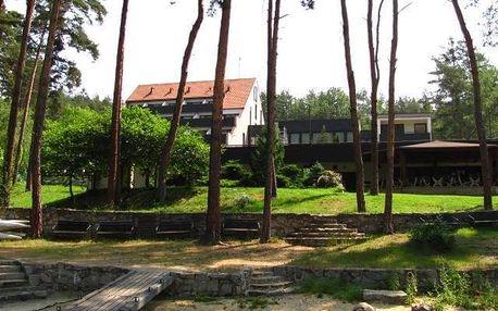 Slapy: Hotel Hladina