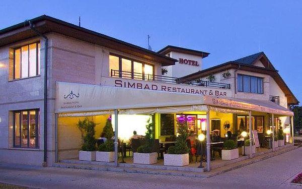 Maďarsko: Mosonmagyaróvár jen 100 m od termálů v Simbad Hotelu ***superior s wellness, masáží a polopenzí