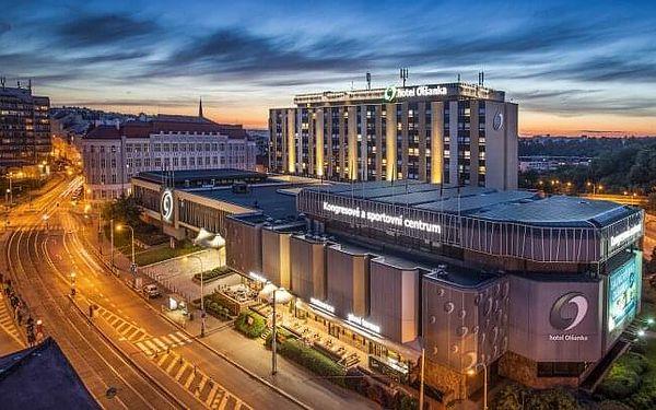Praha: Congress & Wellness Hotel Olšanka **** s neomezeným wellness a polopenzí + 2 děti v ceně