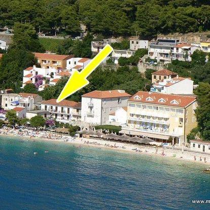Chorvatsko, Střední Dalmácie, autobusem na 10 dní