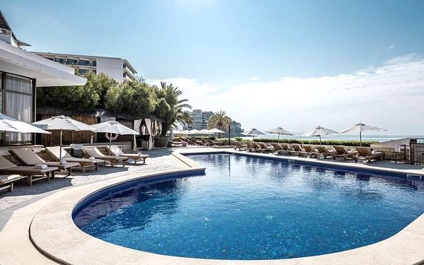 BE LIVE ADULTS ONLY LA CALA BOUTIQUE HOTEL, Mallorca, letecky, polopenze