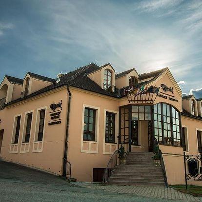Moravský kras: Zámecký penzion Kopeček