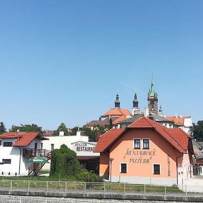 Klatovy, Plzeňský kraj: Penzion a restaurace U Strnada