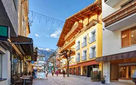 Rakousko, Zell am See: Hotel Fischerwirt Zell am See