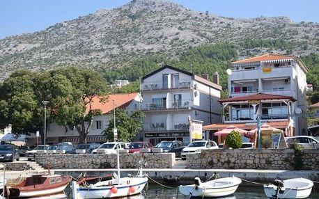 Chorvatsko, Severní Dalmácie, vlastní dopravou na 8 dní