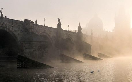 Kurz fotografování svítání v centru Prahy