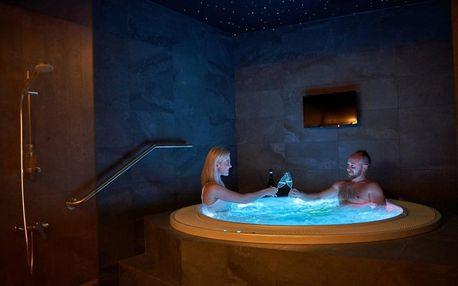 Romantický pobyt pro dva v Krkonoších