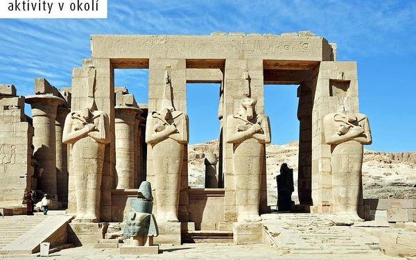 MERCURE, Hurghada, letecky, all inclusive5