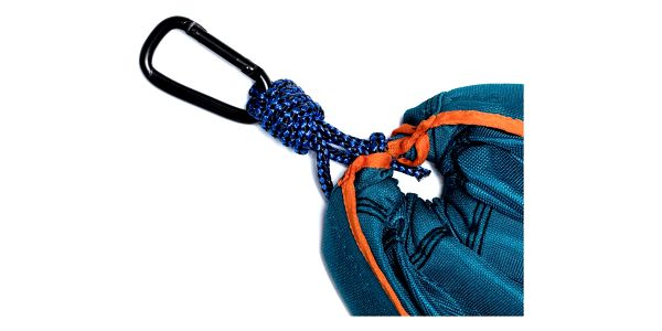 Houpací síť KING CAMP Cool - modrá2