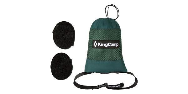 Houpací síť KING CAMP Cool - zelená3