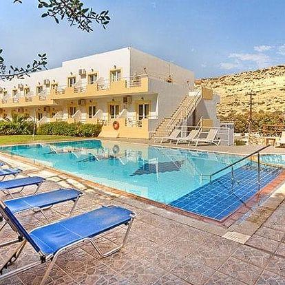 Řecko, Kréta, letecky na 8 dní