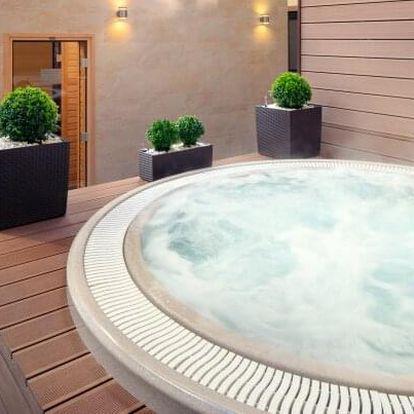 Praha: Luxusní pobyt v Congress & Wellness Hotelu Olšanka **** s neomezeným wellness a bazénem + polopenze