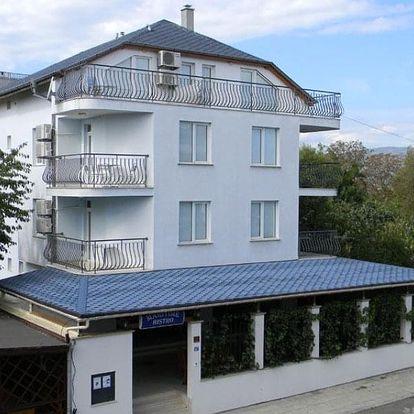 Bulharsko, Achtopol, letecky na 12 dní