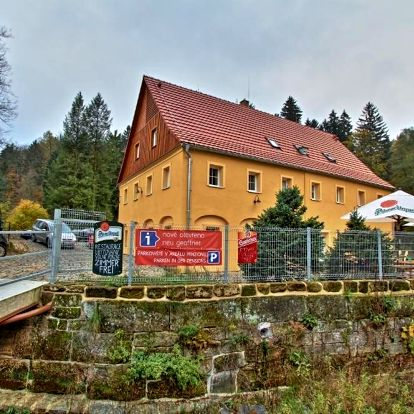 Národní park České Švýcarsko: Pension U Vyhlídky