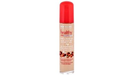 BOURJOIS Paris Healthy Mix Serum 30 ml rozjasňující gelový makeup pro ženy 52 Vanilla