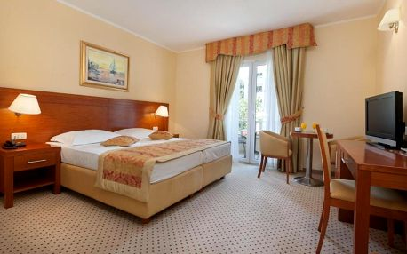 Chorvatsko, Makarská riviéra: Hotel Bella Vista