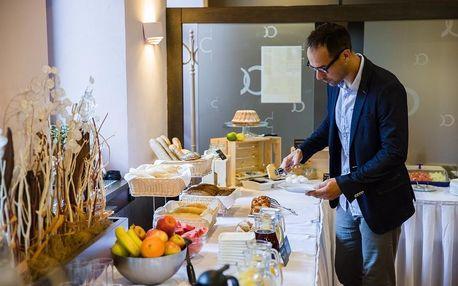 Romantický wellness balíček v Moravském Krasu - všední dny v Olomoučanech