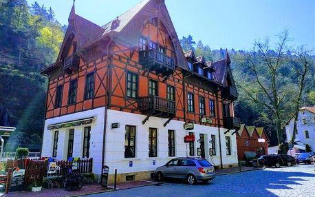 Národní park České Švýcarsko: Hotel U Lípy
