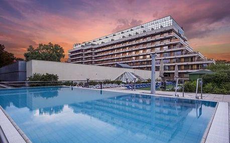 Budapešť: Luxus v Ensana Thermal Margaret Island **** s termálním wellness a polopenzí + děti do 12 let zdarma