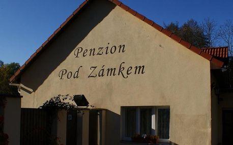 Průhonice, Středočeský kraj: Penzion Pod Zámkem