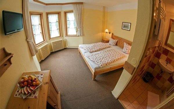 ALPSKÝ HOTEL - Špindlerův Mlýn, Krkonoše, vlastní doprava, polopenze5
