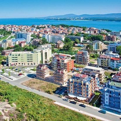Bulharsko, Primorsko, letecky na 8 dní